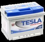 """АКБ 6СТ- 60 """"Tesla"""" Premium Energy о/п (низкий)"""