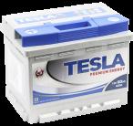 """АКБ 6СТ- 60 """"Tesla"""" Premium Energy п/п"""